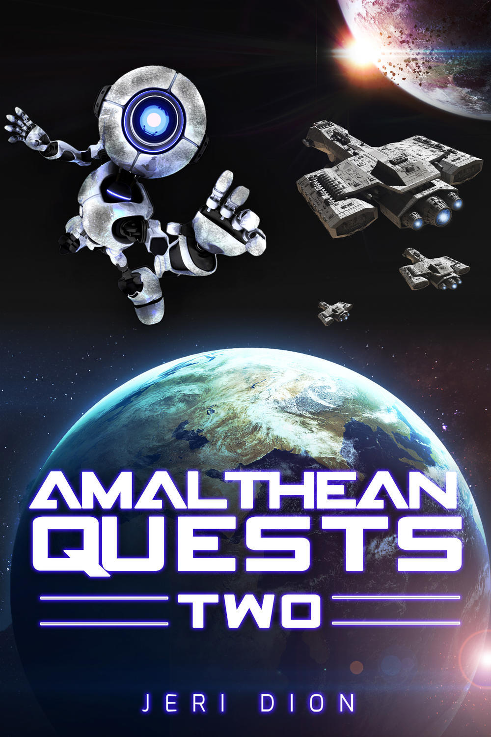 Dion, Jeri - Amalthean Quests Two, ebook