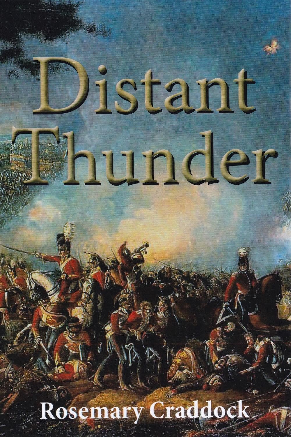 Craddock, Rosemary - Distant Thunder, ebook