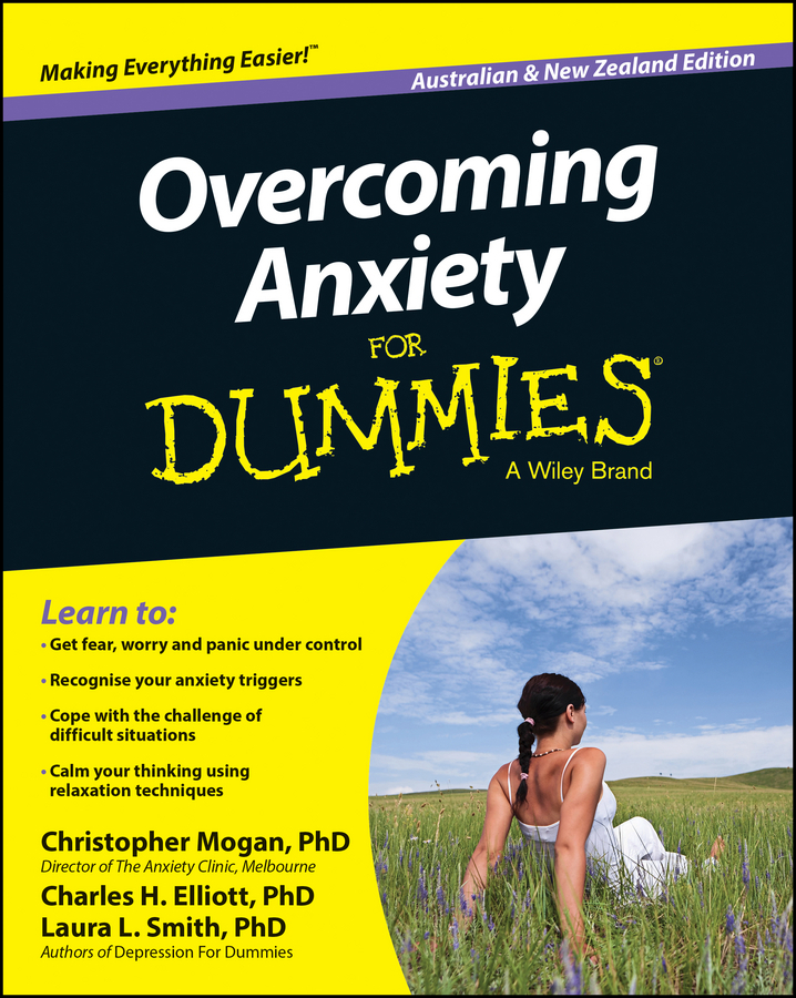 Elliott, Charles H. - Overcoming Anxiety For Dummies, ebook