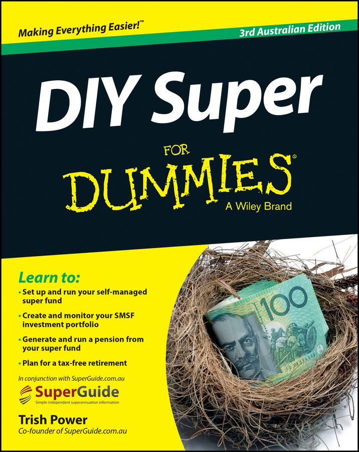 Power, Trish - DIY Super For Dummies, ebook