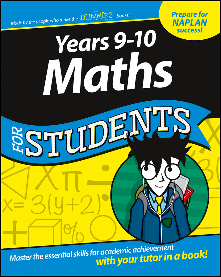 - Years 9 - 10 Maths For Students, ebook