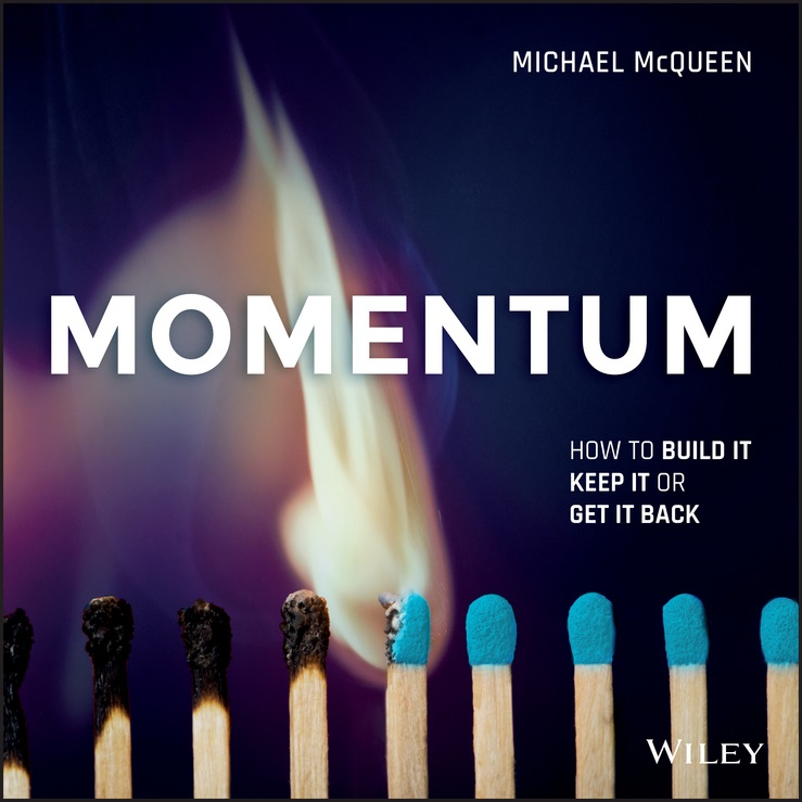 McQueen, Michael - Momentum: How to Build it, Keep it or Get it Back, ebook