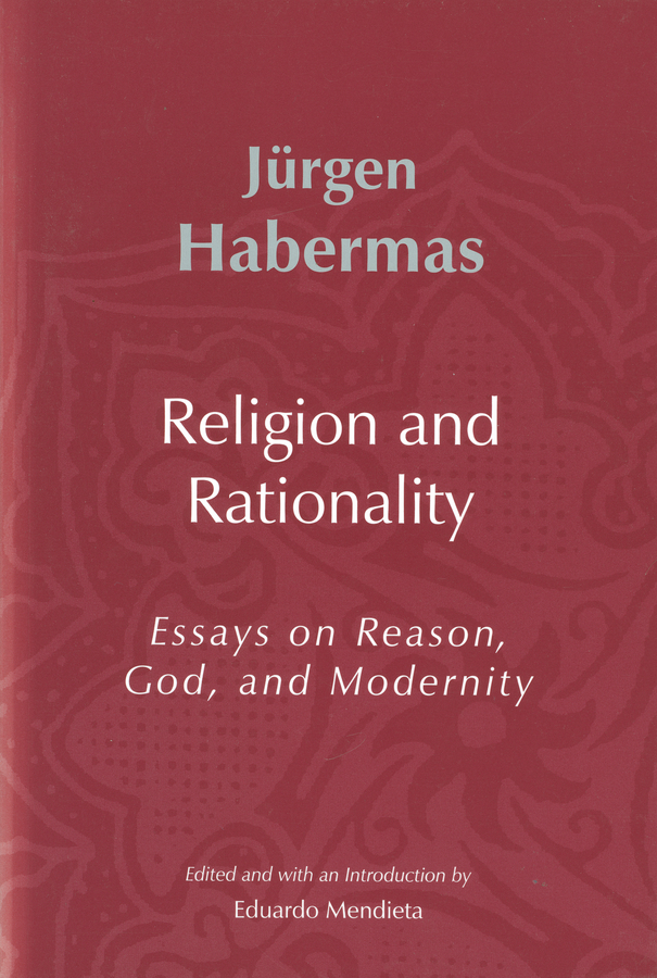 Habermas, Jürgen - Religion and Rationality: Essays on Reason, God and Modernity, ebook