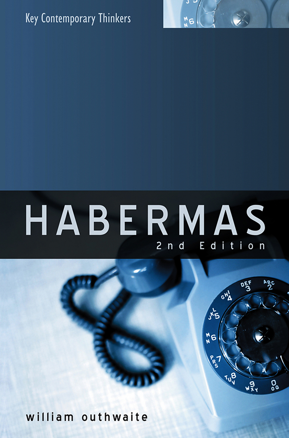 Outhwaite, William - Habermas: A Critical Introduction, ebook
