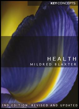 Blaxter, Mildred - Health, ebook