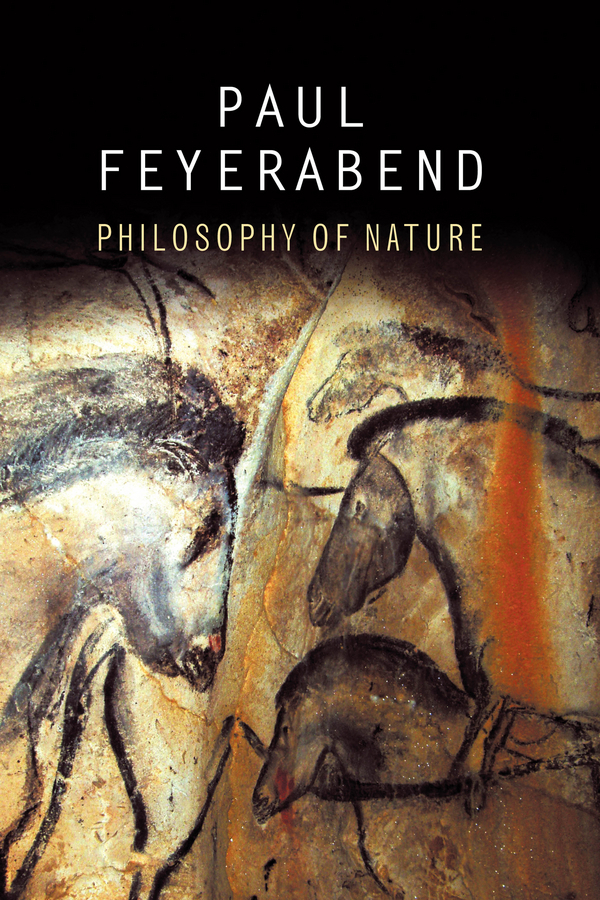 Feyerabend, Paul K. - Philosophy of Nature, ebook