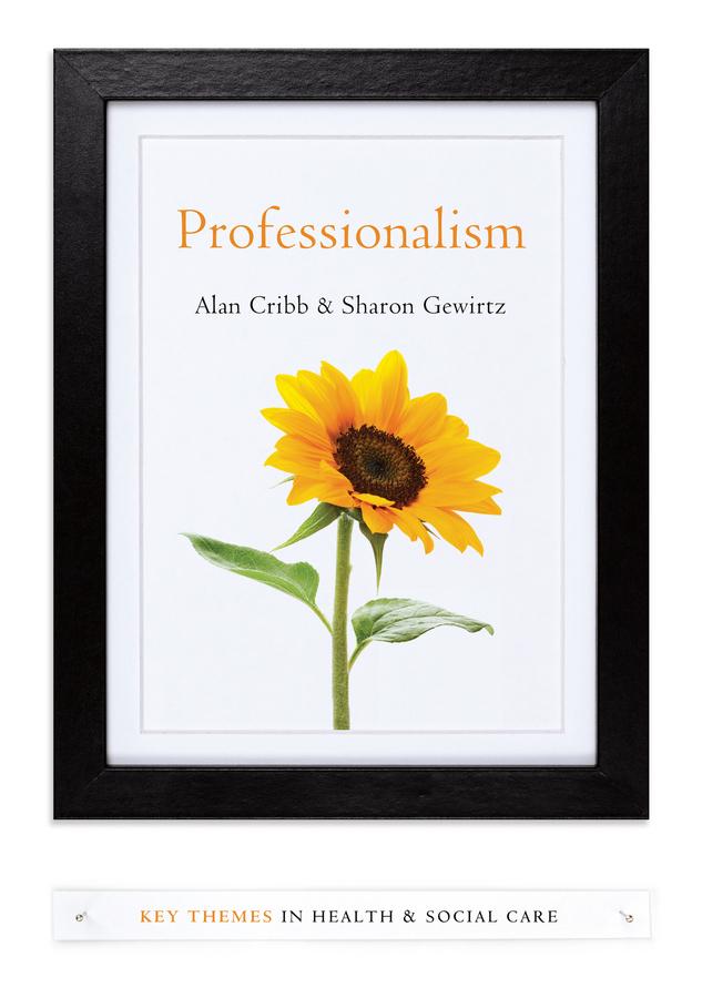 Cribb, Alan - Professionalism, ebook