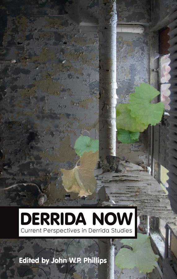 Phillips, John W. P. - Derrida Now: Current Perspectives in Derrida Studies, ebook