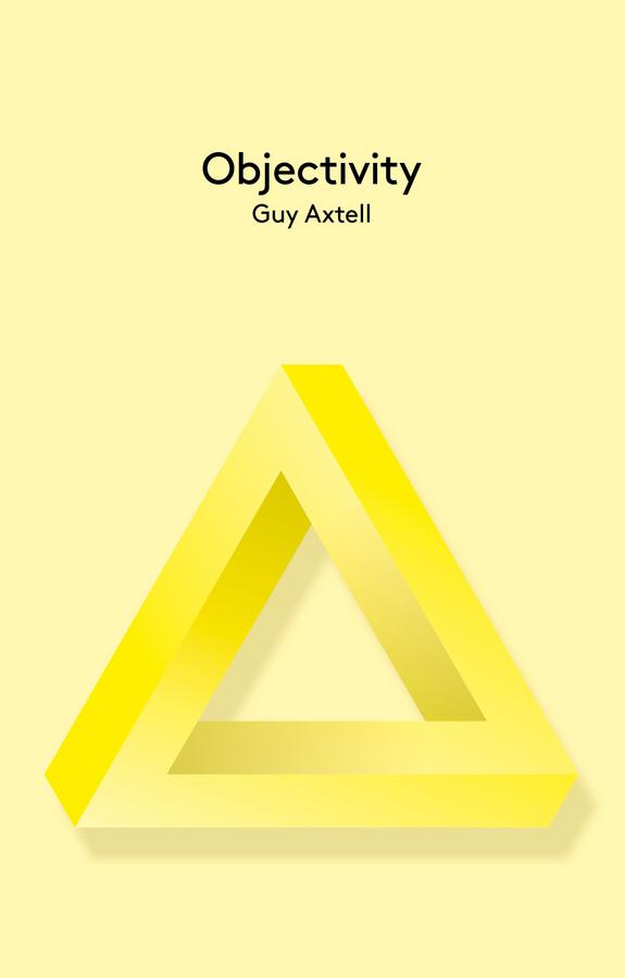 Axtell, Guy - Objectivity, ebook