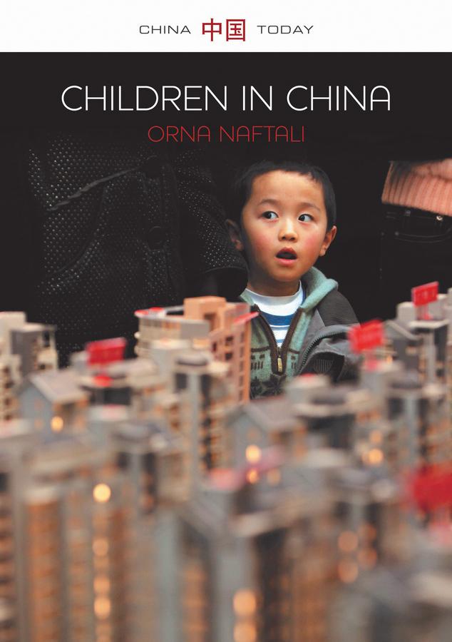 Naftali, Orna - Children in China, ebook