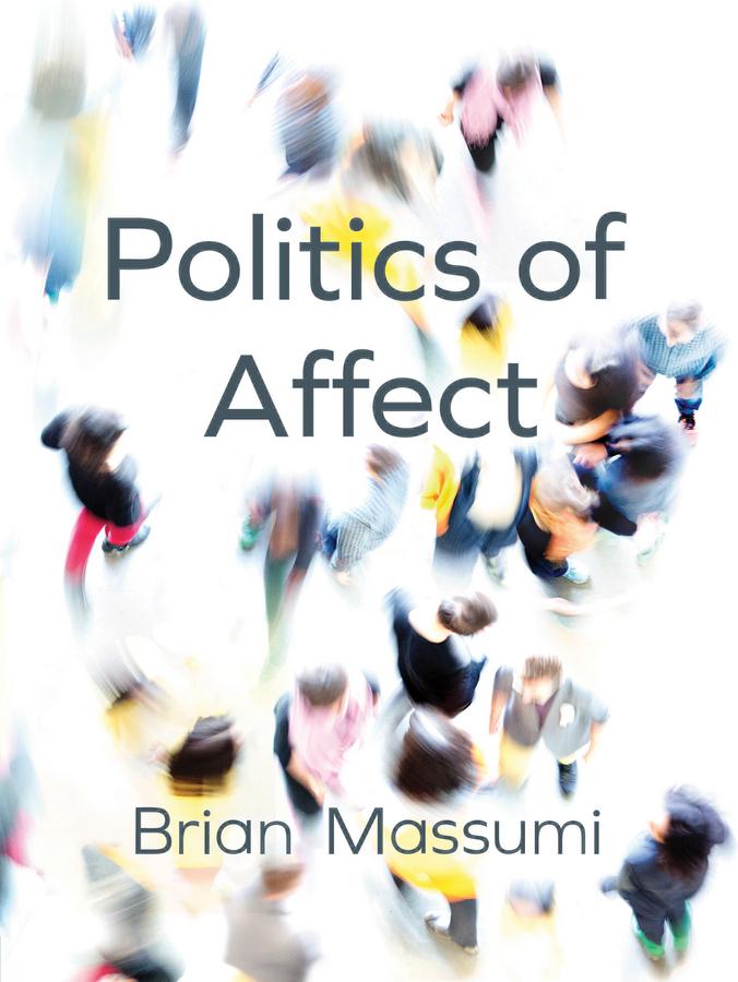 Massumi, Brian - Politics of Affect, ebook