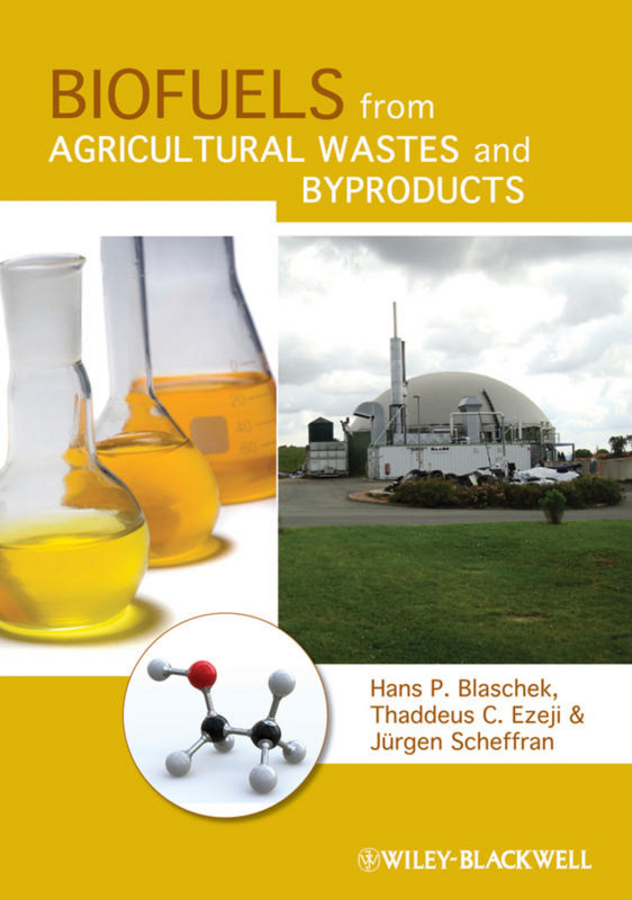 Blaschek, Hans P. - Biofuels from Agricultural Wastes and Byproducts, ebook