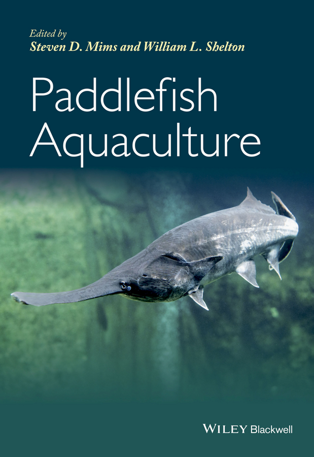 Mims, Steven D. - Paddlefish Aquaculture, ebook