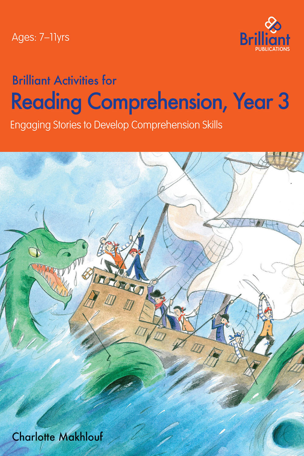 Makhlouf, Charlotte - Brilliant Activities for Reading Comprehension Year 3, ebook