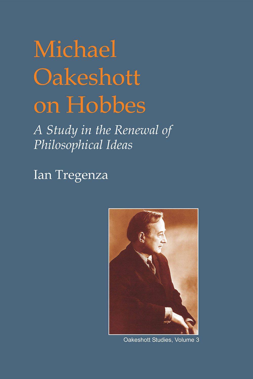 Tregenza, Ian - Michael Oakeshott on Hobbes, ebook
