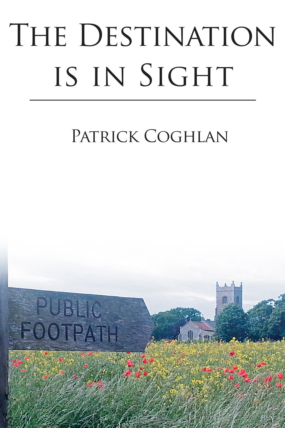 Coghlan, Patrick - The Destination is in Sight, ebook