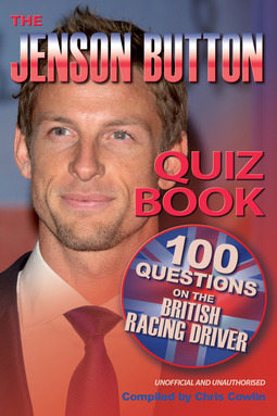 Cowlin, Chris - The Jenson Button Quiz Book, e-kirja