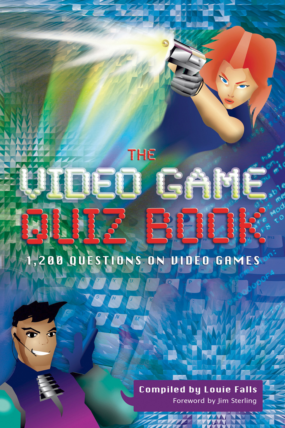 Falls, Louie - The Video Game Quiz Book, e-bok