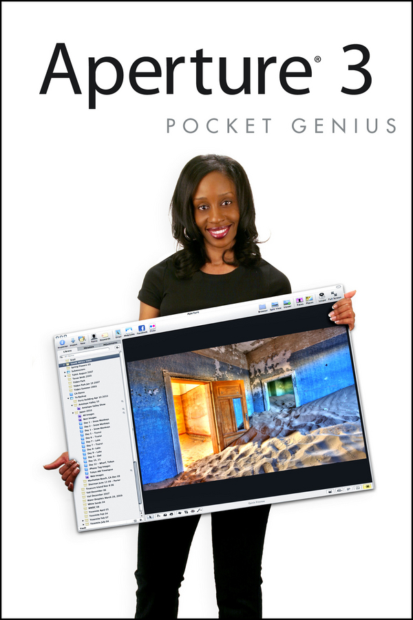 Anon, Ellen - Aperture<sup>®</sup> 3 Pocket Genius, ebook