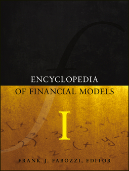 Fabozzi, Frank J. - Encyclopedia of Financial Models, Volume I, ebook