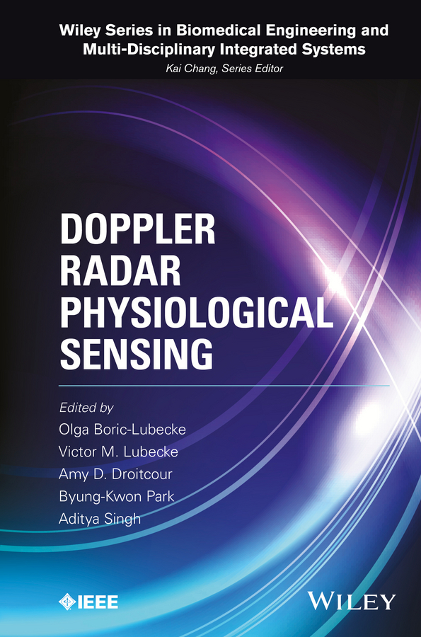 Boric-Lubecke, Olga - Doppler Radar Physiological Sensing, ebook