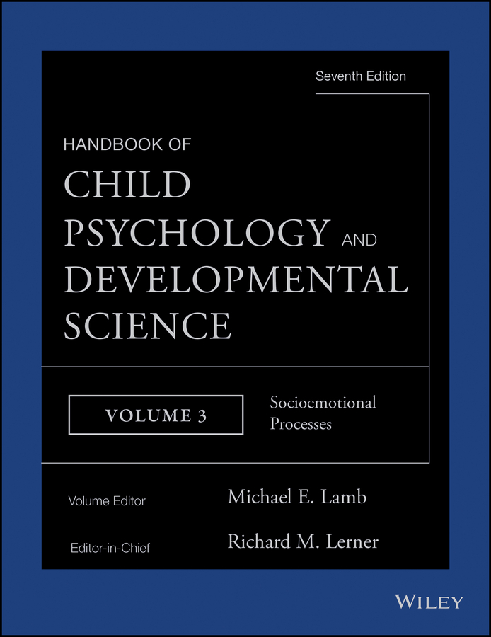Lamb, Michael E. - Handbook of Child Psychology and Developmental Science, Socioemotional Processes, ebook