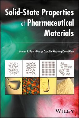 Byrn, Stephen R. - Solid-State Properties of Pharmaceutical Materials, ebook