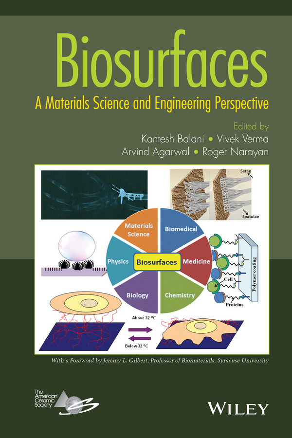 Agarwal, Arvind - Biosurfaces: A Materials Science and Engineering Perspective, ebook