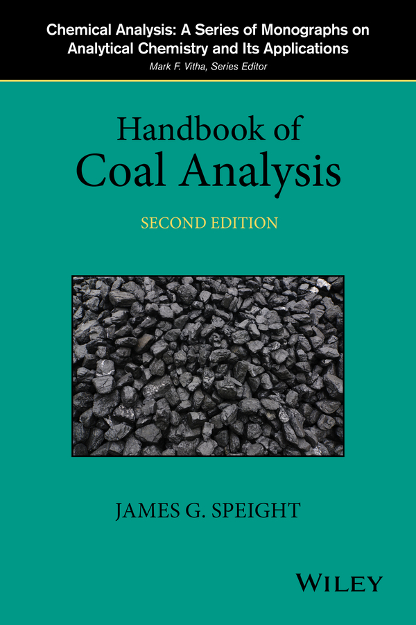 Speight, James G. - Handbook of Coal Analysis, ebook