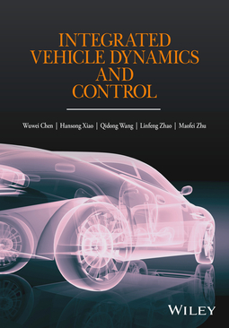 Chen, Wuwei - Integrated Vehicle Dynamics and Control, ebook