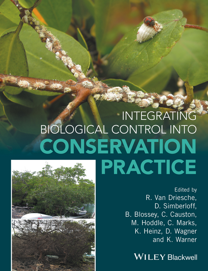 Blossey, Bernd - Biological Control and Conservation Practice, ebook