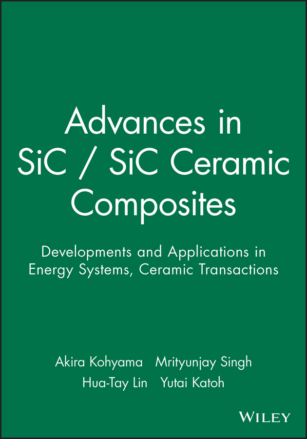 Katoh, Yutai - Advances in SiC / SiC Ceramic Composites: Developments and Applications in Energy Systems, Ceramic Transactions, Volume 144, ebook