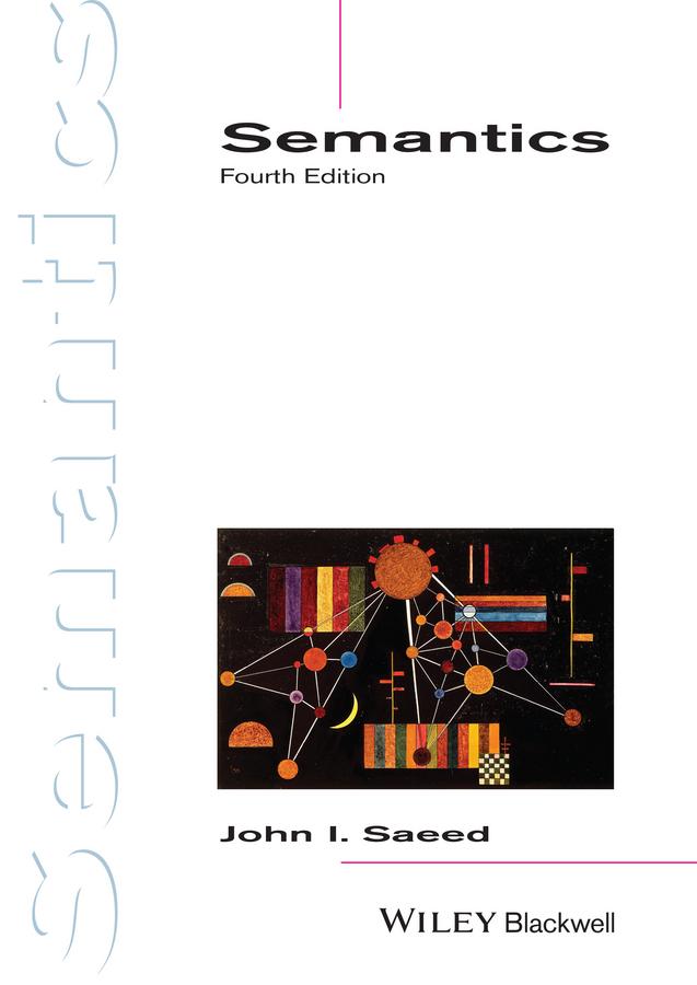 Saeed, John I. - Semantics, ebook