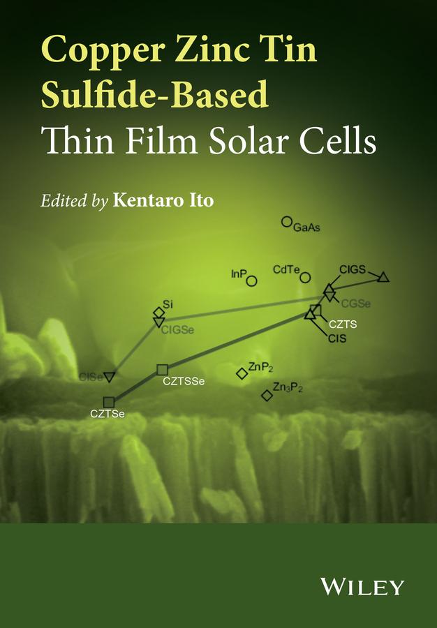 Ito, Kentaro - Copper Zinc Tin Sulfide-Based Thin Film Solar Cells, ebook