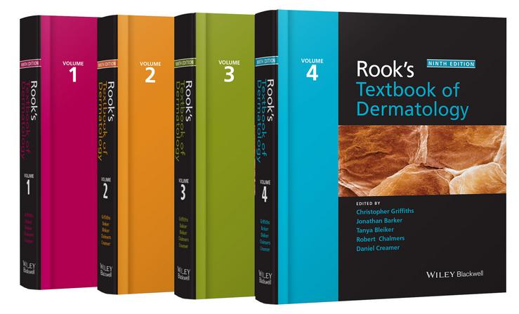 Barker, Jonathan - Rook's Textbook of Dermatology, 4 Volume Set, ebook
