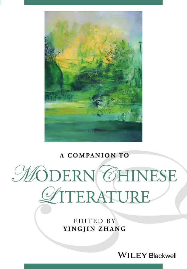 Zhang, Yingjin - A Companion to Modern Chinese Literature, e-kirja