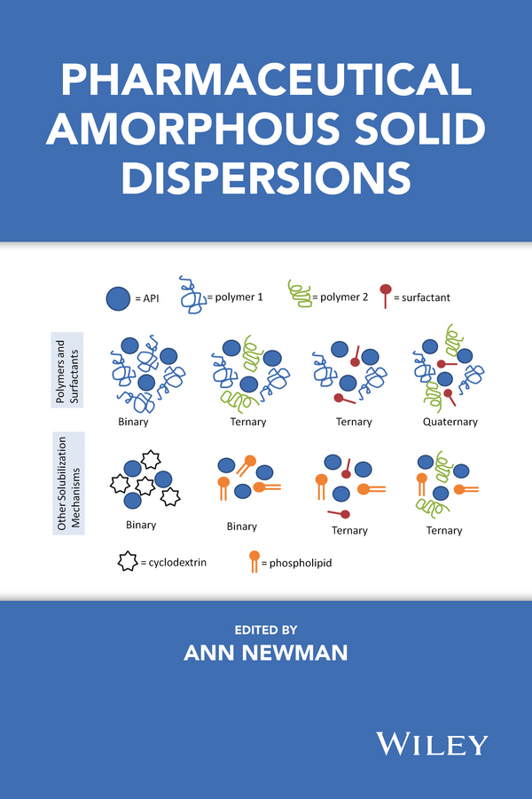 Newman, Ann - Pharmaceutical Amorphous Solid Dispersions, ebook