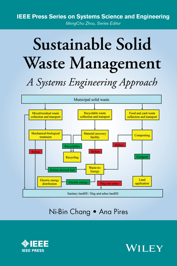 Chang, Ni-Bin - Sustainable Solid Waste Management: A Systems Engineering Approach, ebook