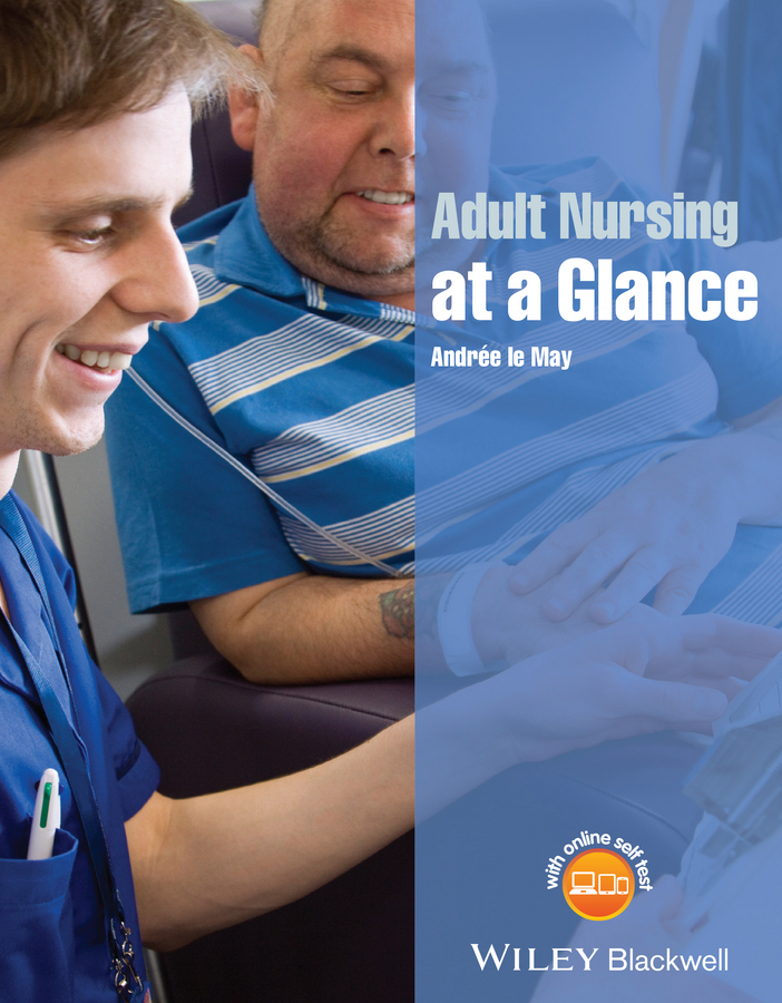 May, Andrée le - Adult Nursing at a Glance, ebook