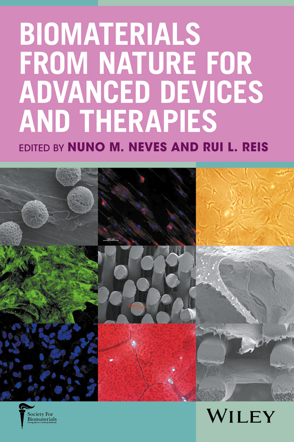 Neves, Nuno M. - Biomaterials from Nature for Advanced Devices and Therapies, e-kirja