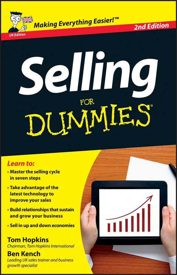 Kench, Ben - Selling For Dummies, ebook