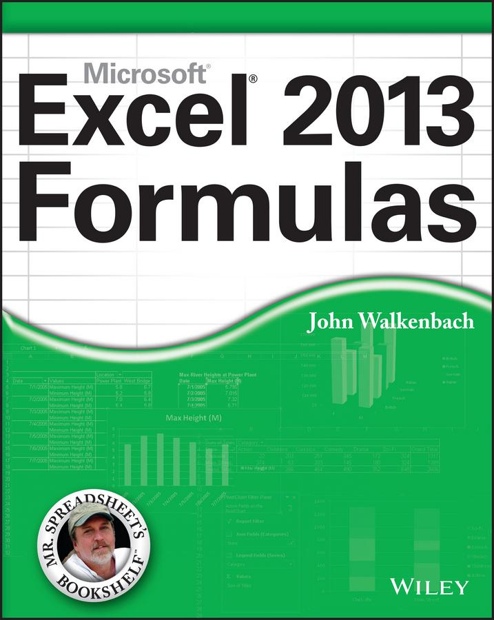 - Excel 2013 Formulas, ebook