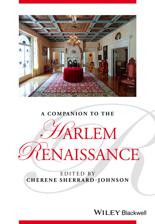 Sherrard-Johnson, Cherene - A Companion to the Harlem Renaissance, ebook