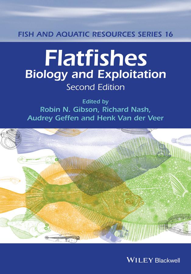 Geffen, Audrey J. - Flatfishes, ebook