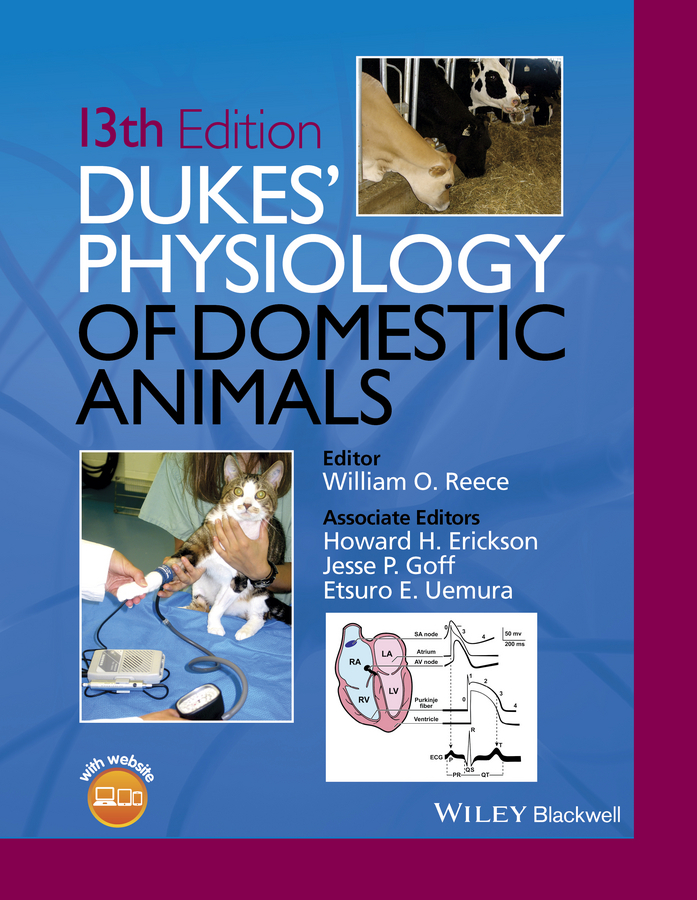 Erickson, Howard H. - Dukes' Physiology of Domestic Animals, ebook