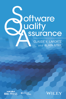 April, Alain - Software Quality Assurance, ebook
