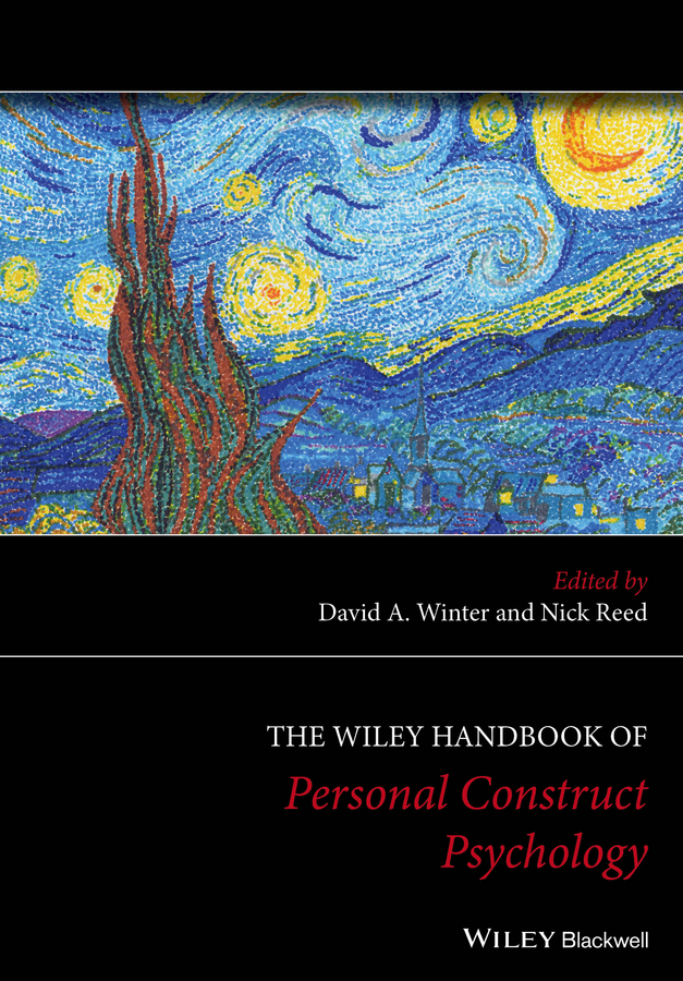 Reed, Nick - The Wiley Handbook of Personal Construct Psychology, ebook