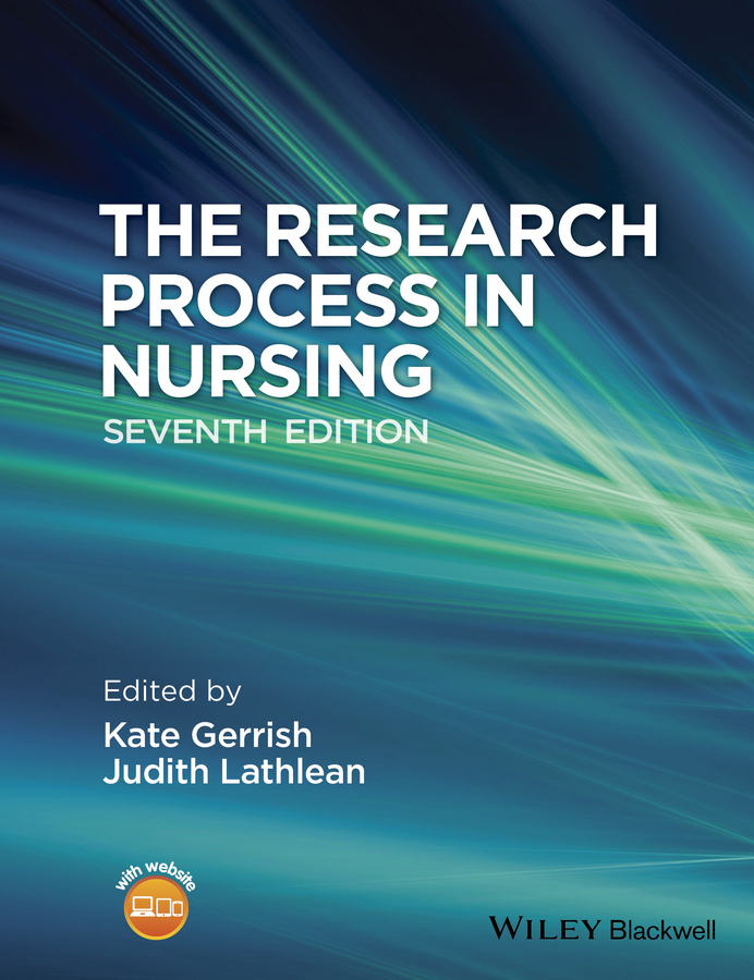 Gerrish, Kate - The Research Process in Nursing, e-kirja