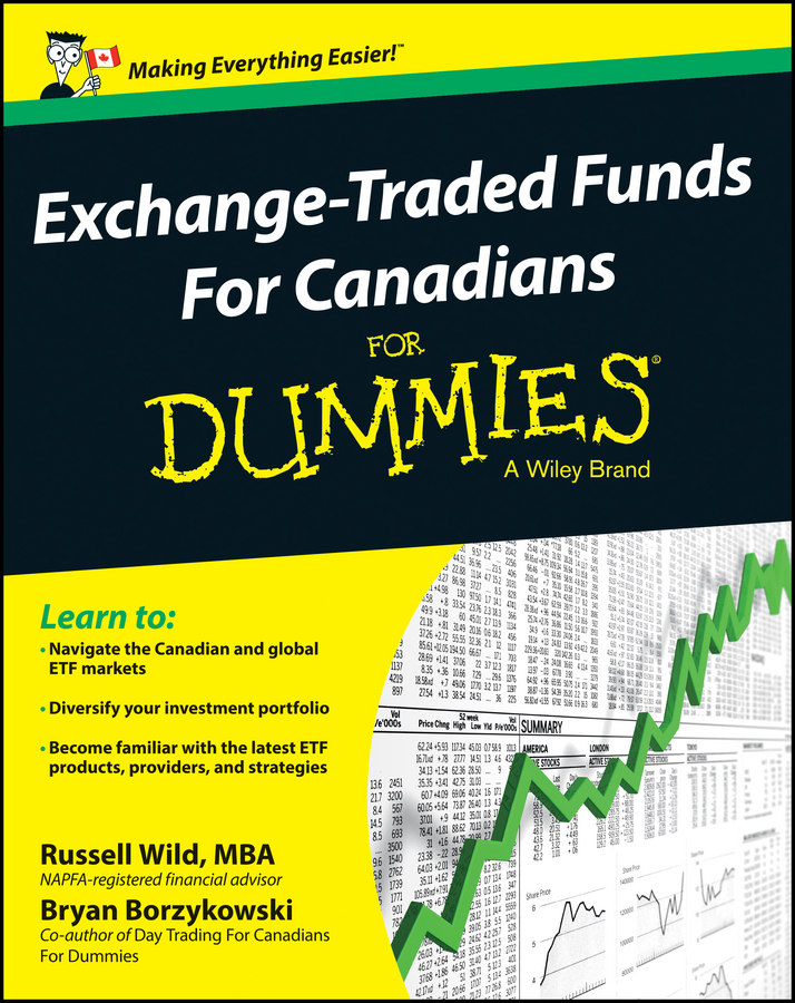 Borzykowski, Bryan - Exchange-Traded Funds For Canadians For Dummies, e-bok