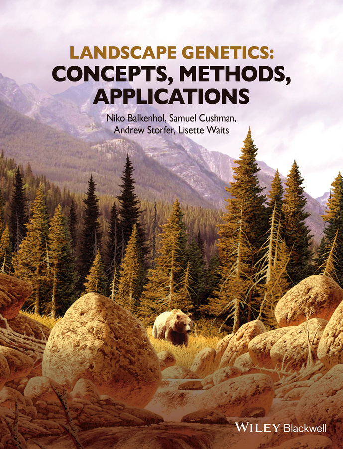 Balkenhol, Niko - Landscape Genetics: Concepts, Methods, Applications, ebook